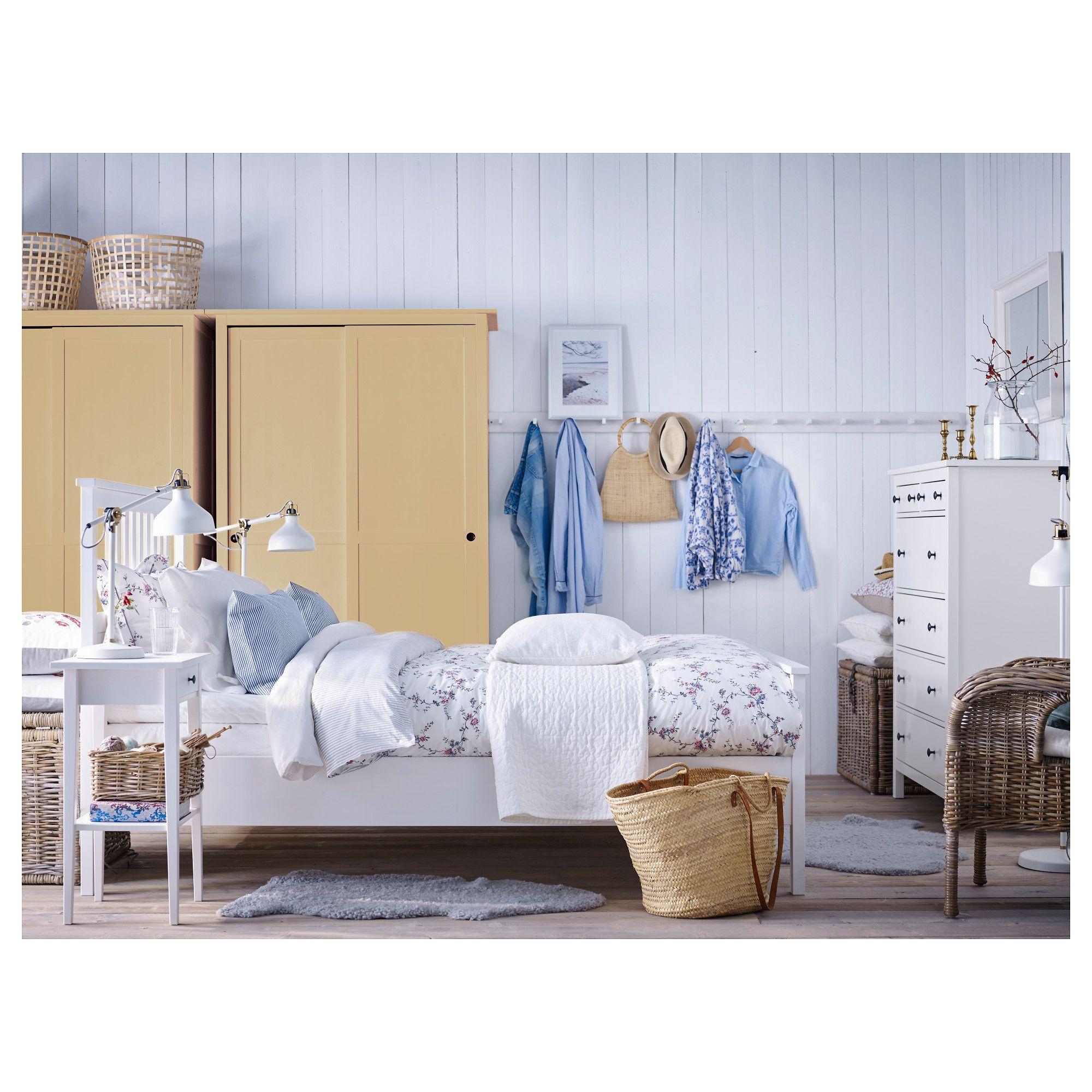 Furniture and Home Furnishings Hemnes, Pomysły ikea i Łóżka
