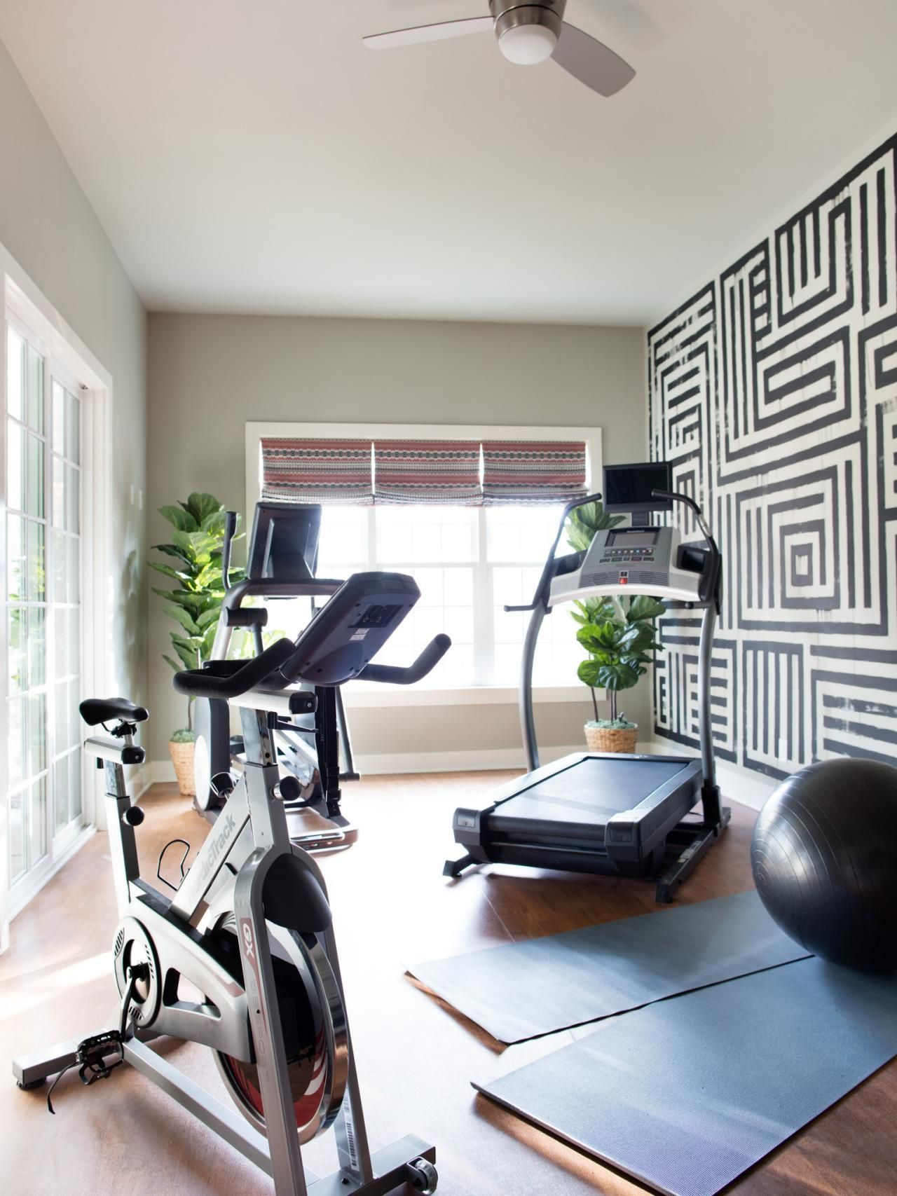 Create Your Own Home Gym Home Gym Ideas Pinterest Workout