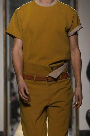 Andrea Incontri Menswear Fall Winter 2014 Milan - NOWFASHION