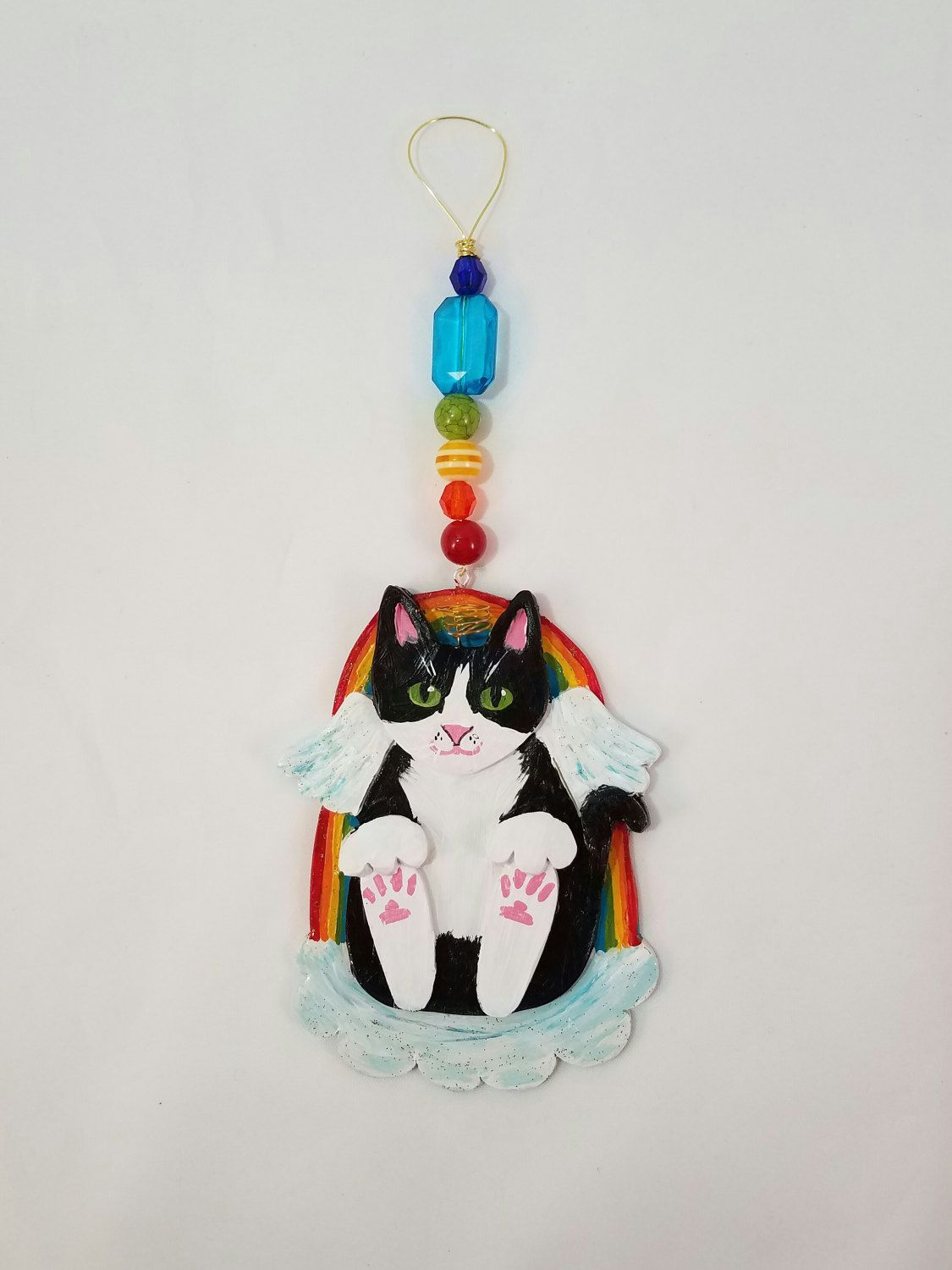 Pin On Cat Ornaments