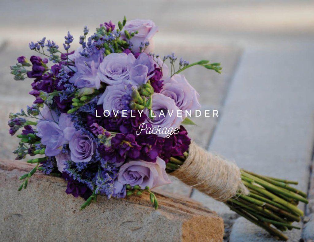 Lovely Lavender Package Diy Wedding Flowers Bouquet Lavender Wedding Flowers Diy Wedding Flowers