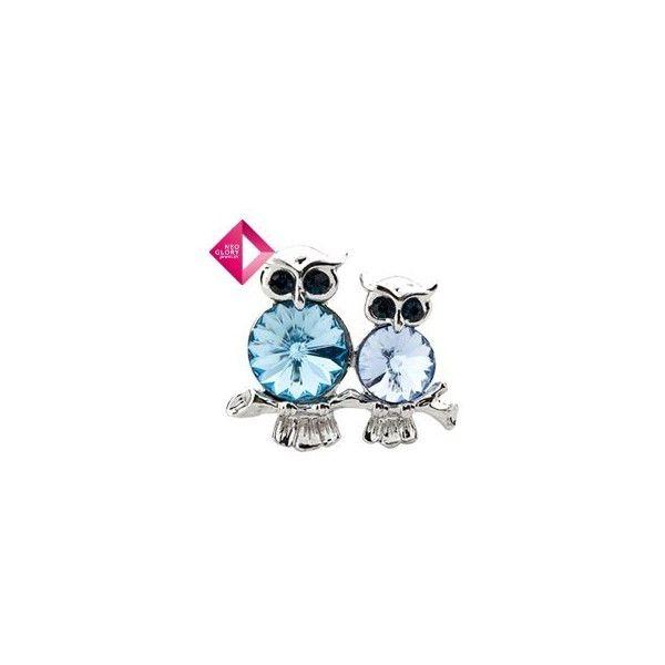 Aliexpress.com : Buy Neoglory Jewelry Swarovski elements rivoli stone... via Polyvore