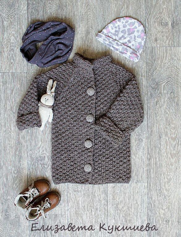 купить вязаное пальто для девочки пальто для девочки вязаное