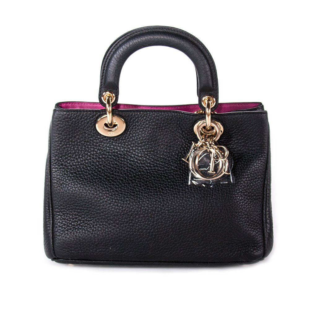 a8821319f17a Shop authentic Christian Dior Mini Diorissimo Bag at Re-Vogue for just USD  2