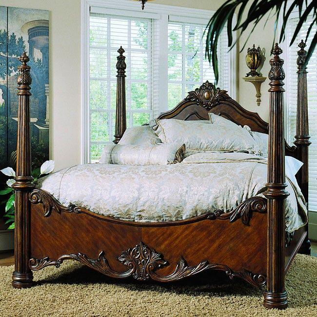 Victorian Era Bedroom Decor Master Bedroom Color Schemes Bedroom Curtains Long Or Short Curtains Teenage Girls Bedroom: Furniture > Bedroom Furniture > Queen > Edwardian Queen