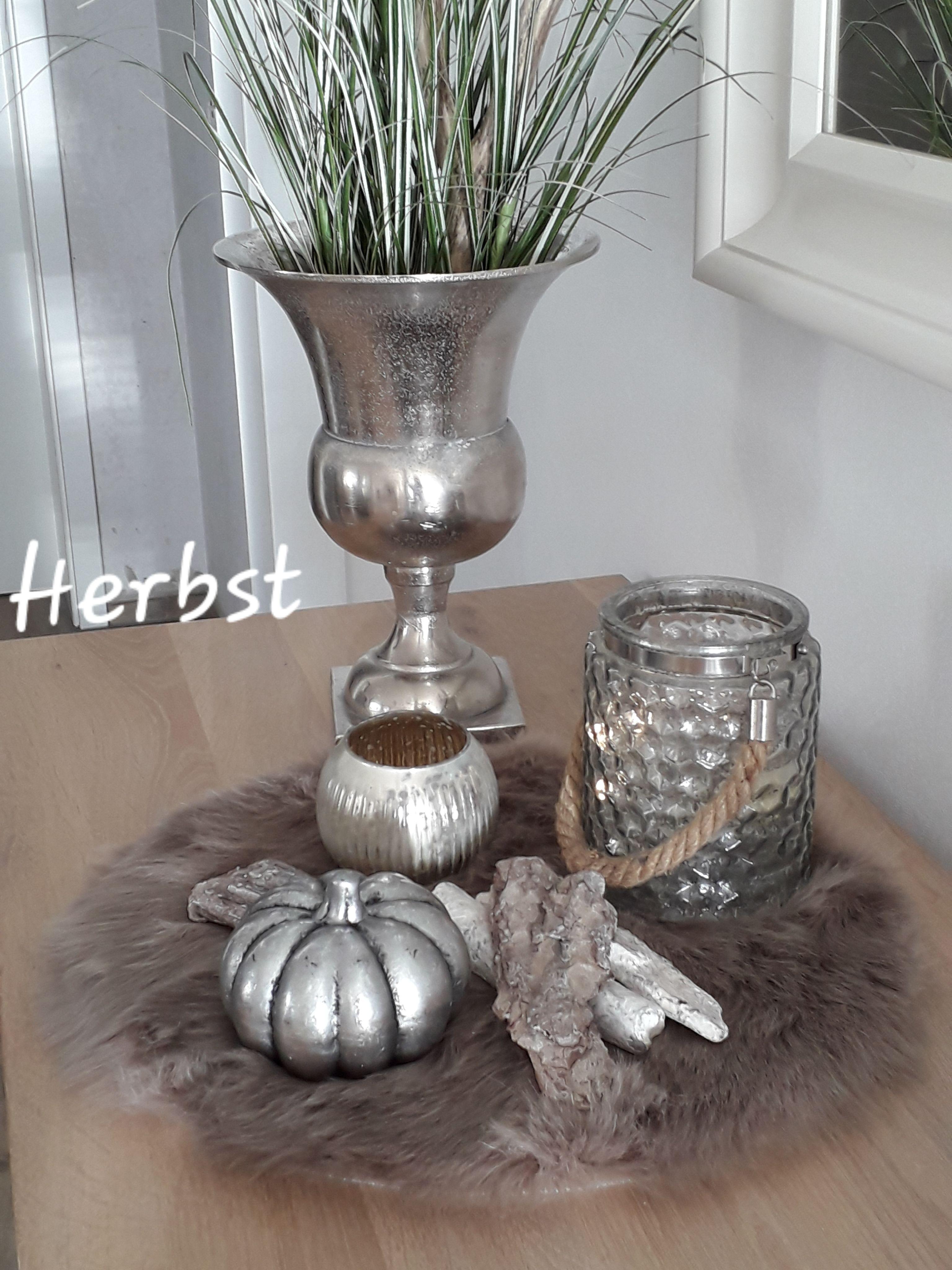 Dekoration In Silber