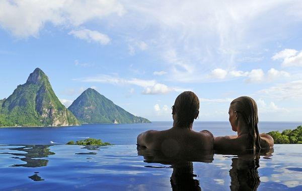 Best Luxury Hotels In St Lucia Caribbean