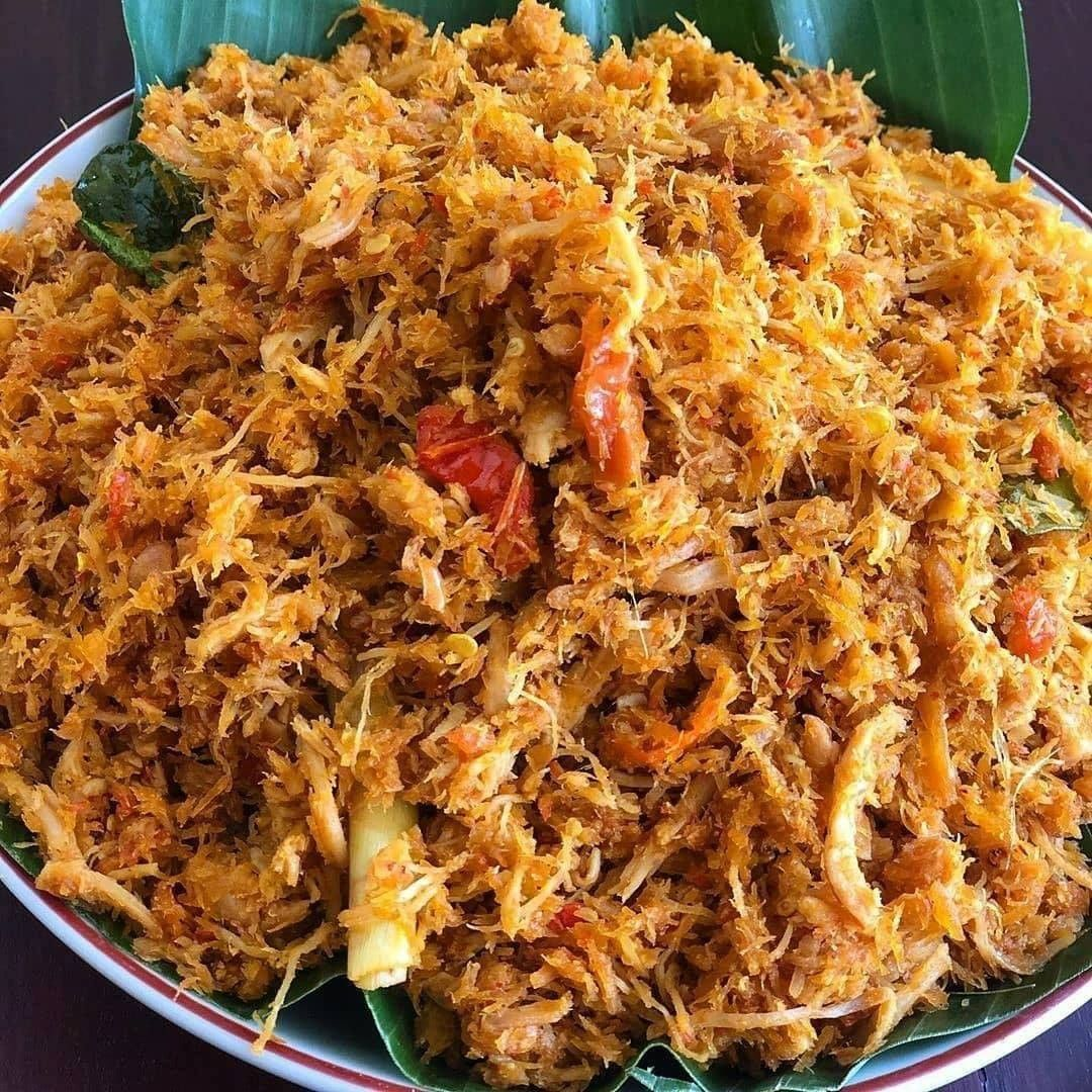 Dapur Resep Indonesia On Instagram Kasih Love Follow Idemasak Id Dulu Ya Serundeng Ayam Suwir Resep In 2020 Chicken Recipes Recipes Cooking Recipes