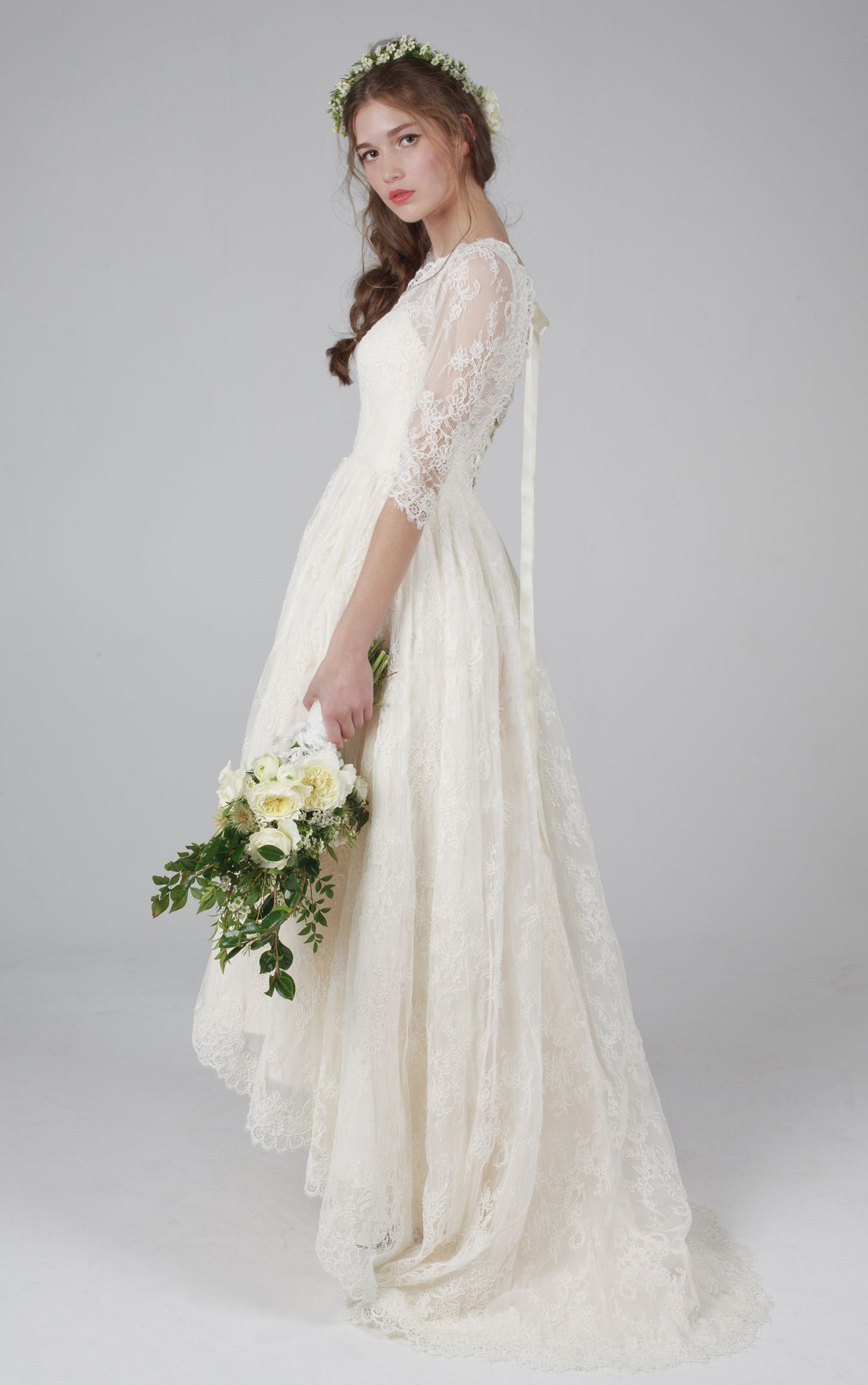 Georgia alma wong alma j bridal abiti da sposa pinterest