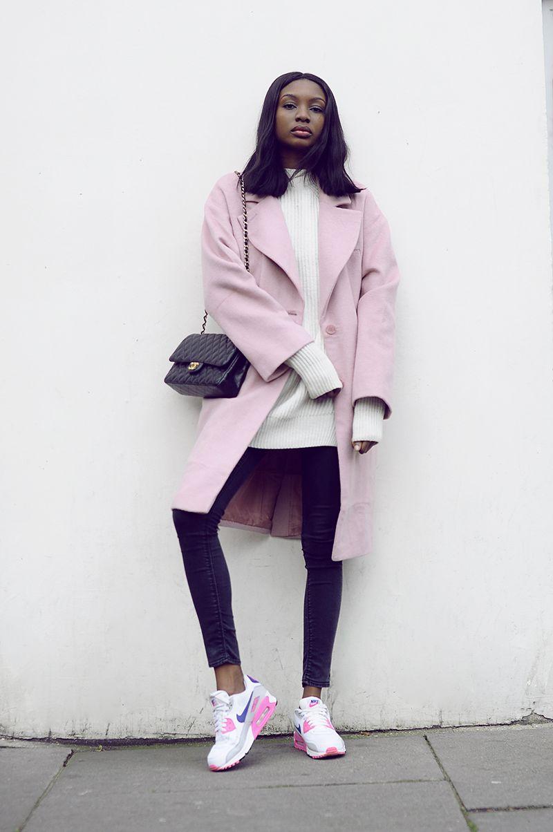 nike air max 90 pink womens dresses