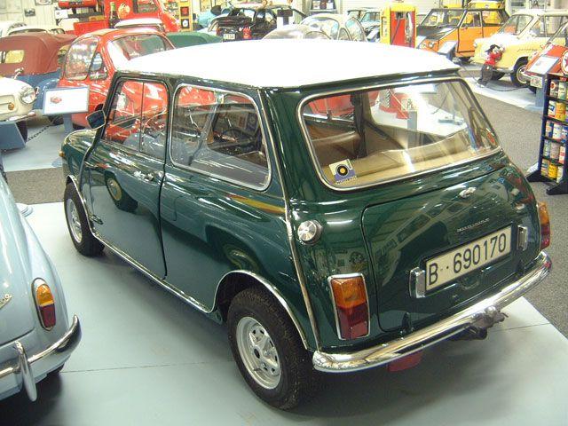 1968 Authi Mini