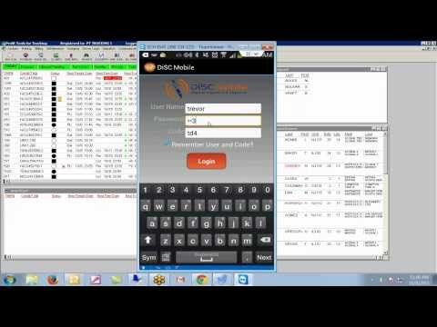DiSC Mobile 3min  Video | Intermodal Trucking Software