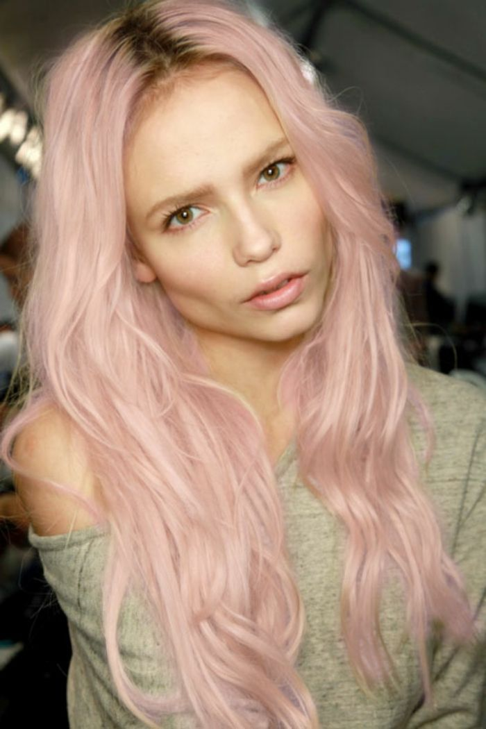 1001 photos impressionnantes de cheveux rose fonc ou pastel coiffures pinterest cheveux. Black Bedroom Furniture Sets. Home Design Ideas