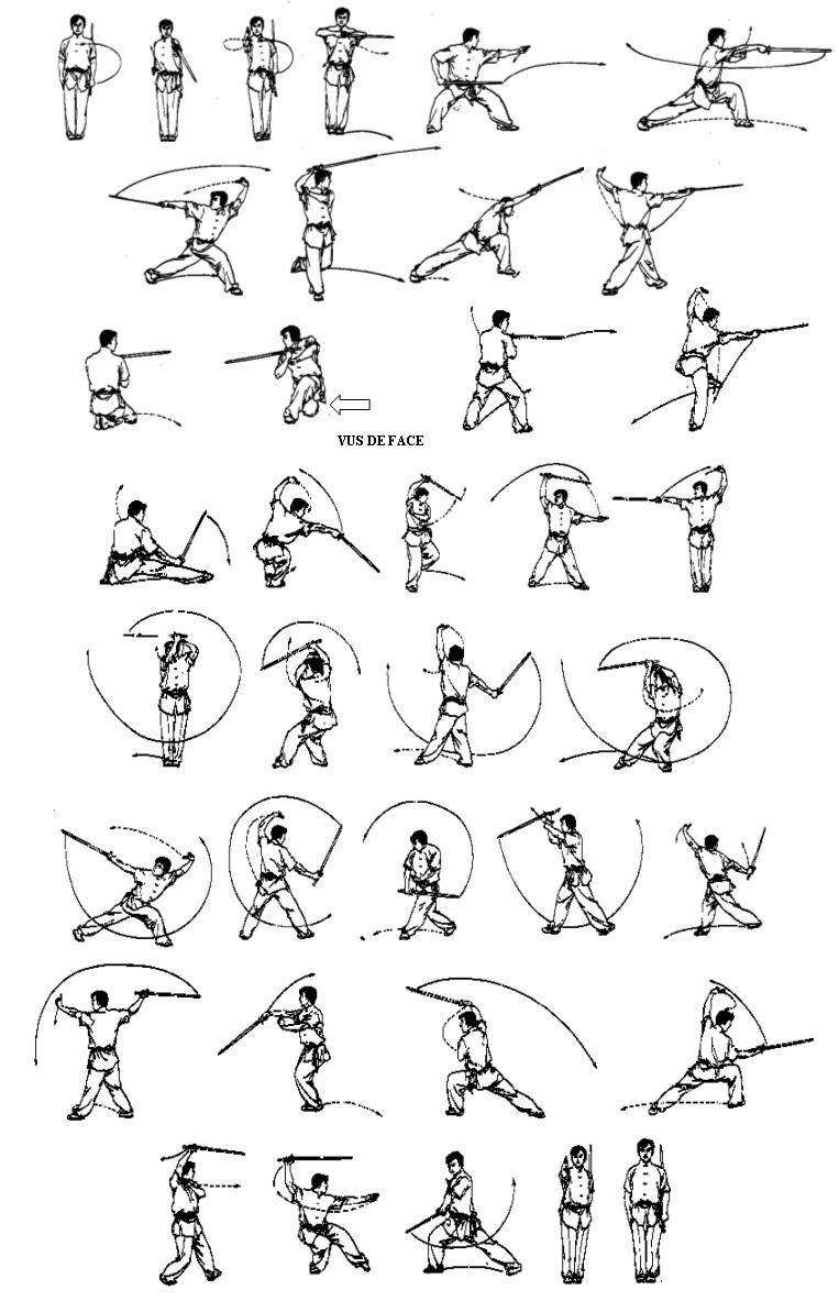 Form Jianshu Healthy Curiosities Pinterest Martial Kung Fu