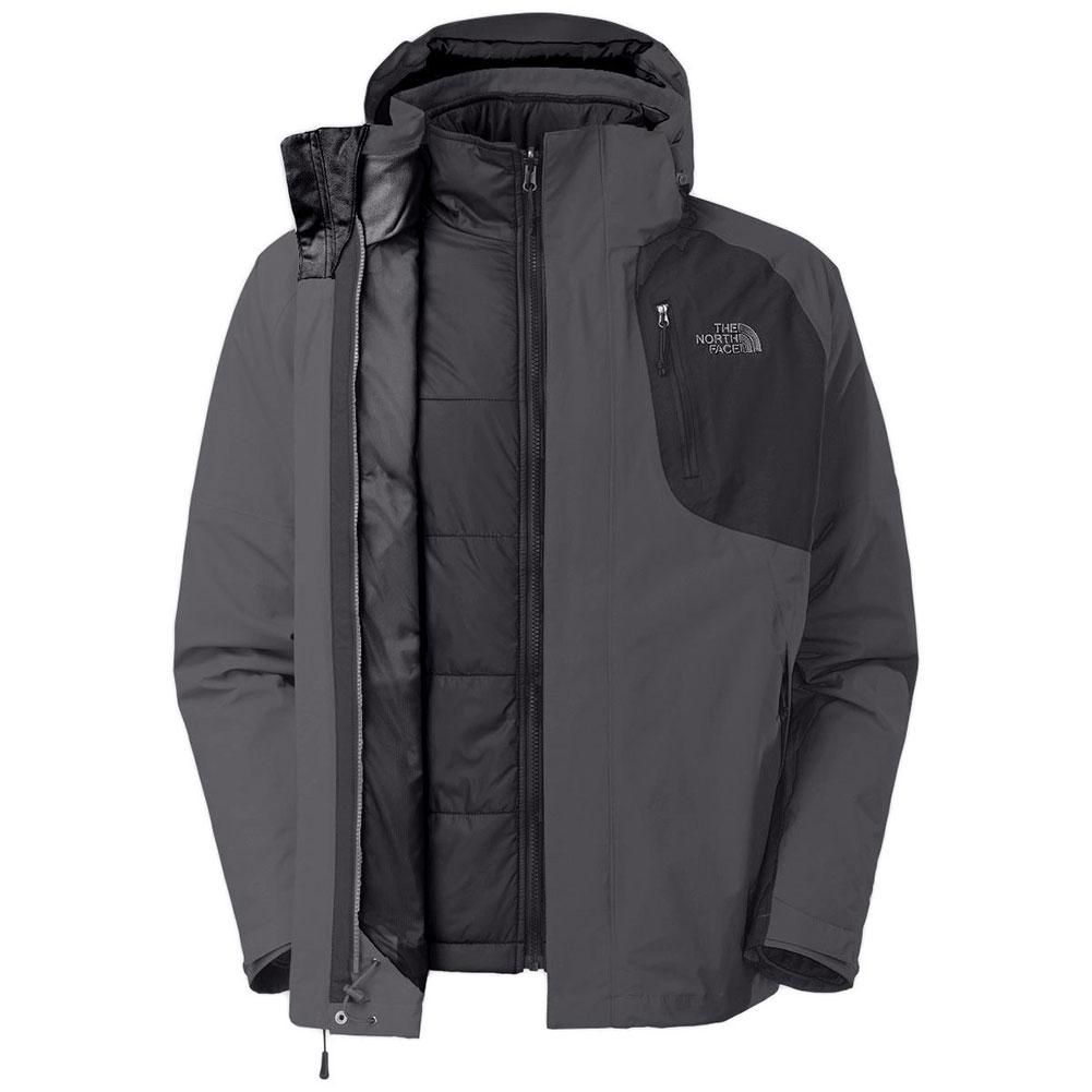 The North Face Carto Triclimate Jacket Men S Triclimate Jacket The North Face Mens Jackets [ 1001 x 1001 Pixel ]