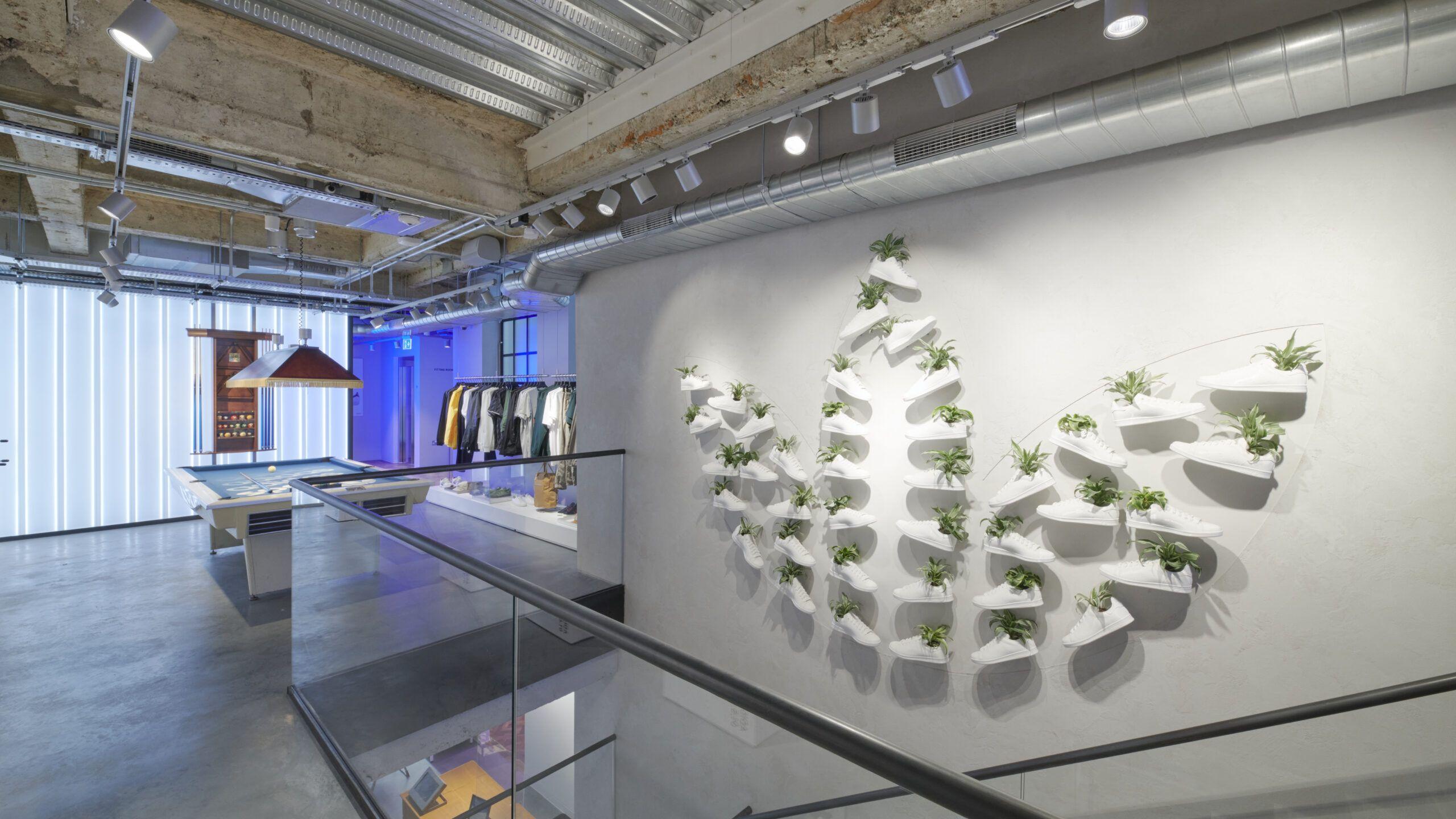ladrar calificación invadir  adidas opens a new adidas Originals flagship store on Carnaby Street - |  Interior design jobs, Adidas originals, Adidas store