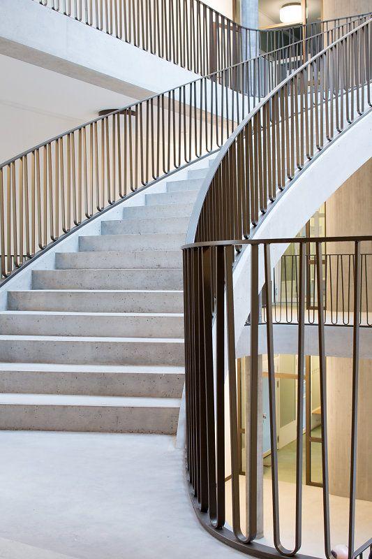 Architektur fiechter salzmann architekten fotografie for Architektur rampe