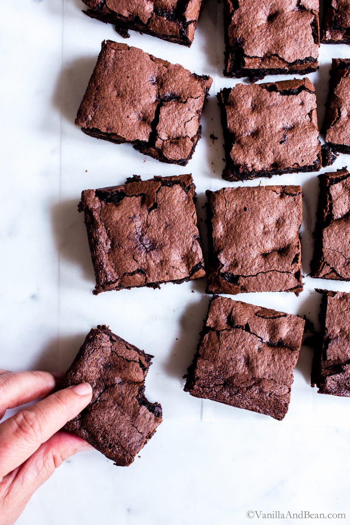 Like A Chocolate Truffle In Brownie Form Homemade Espresso