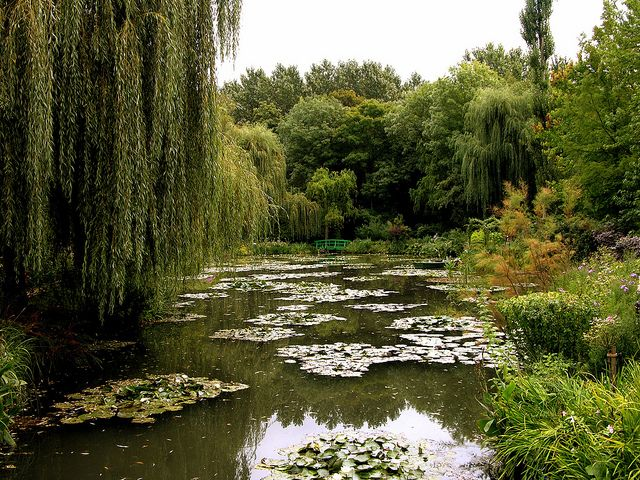 Claude Monet's home, Giverny