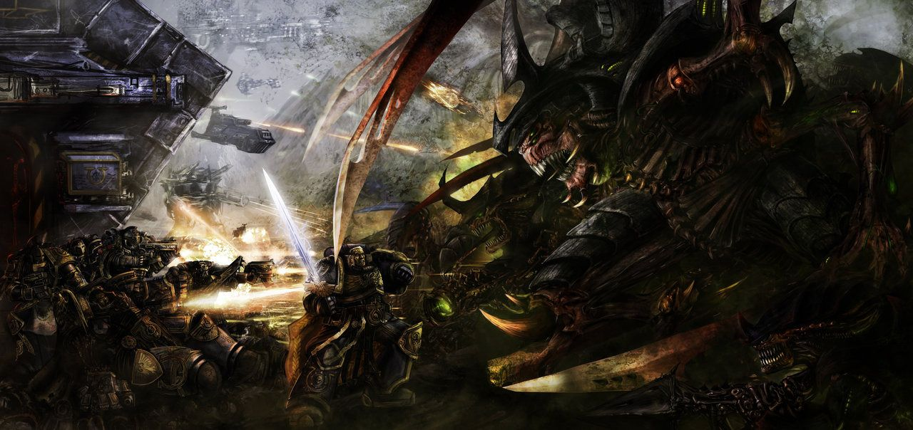 Pin By Dat Chu On Warhammer 40k Warhammer 40k Artwork Warhammer Tyranids