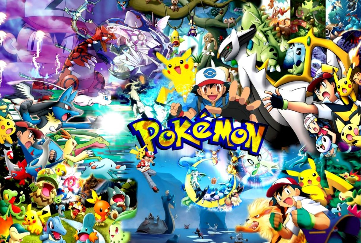 Pokemon Wallpaper Hd Download Kartun, Pokemon, Gambar lucu