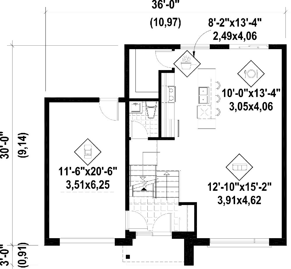 Plan Image Used When Printing Maison Et Plan Pinterest House