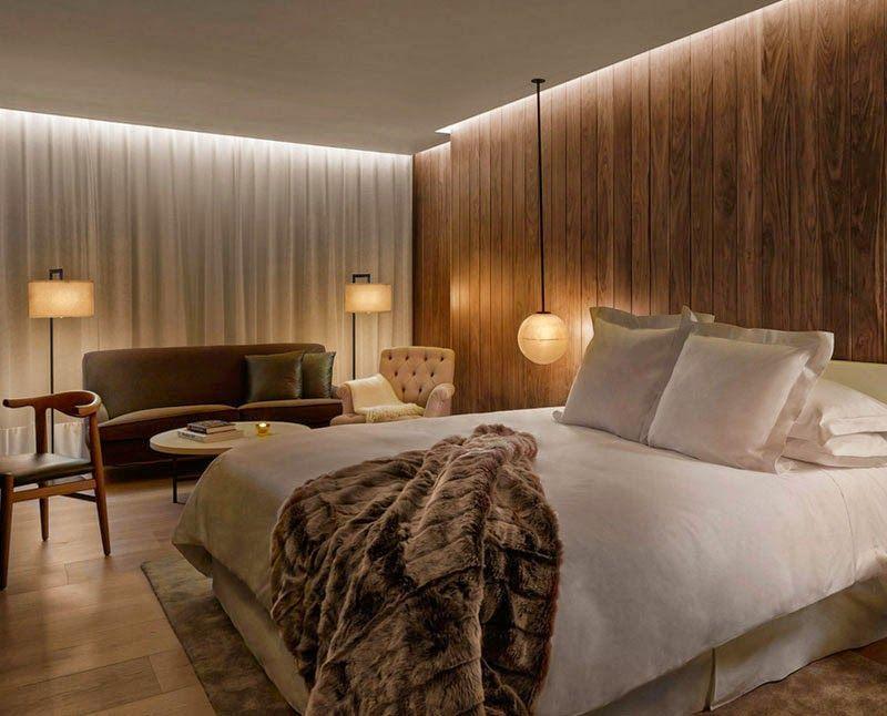 The London Edition Hotel reinterpreta el lujo