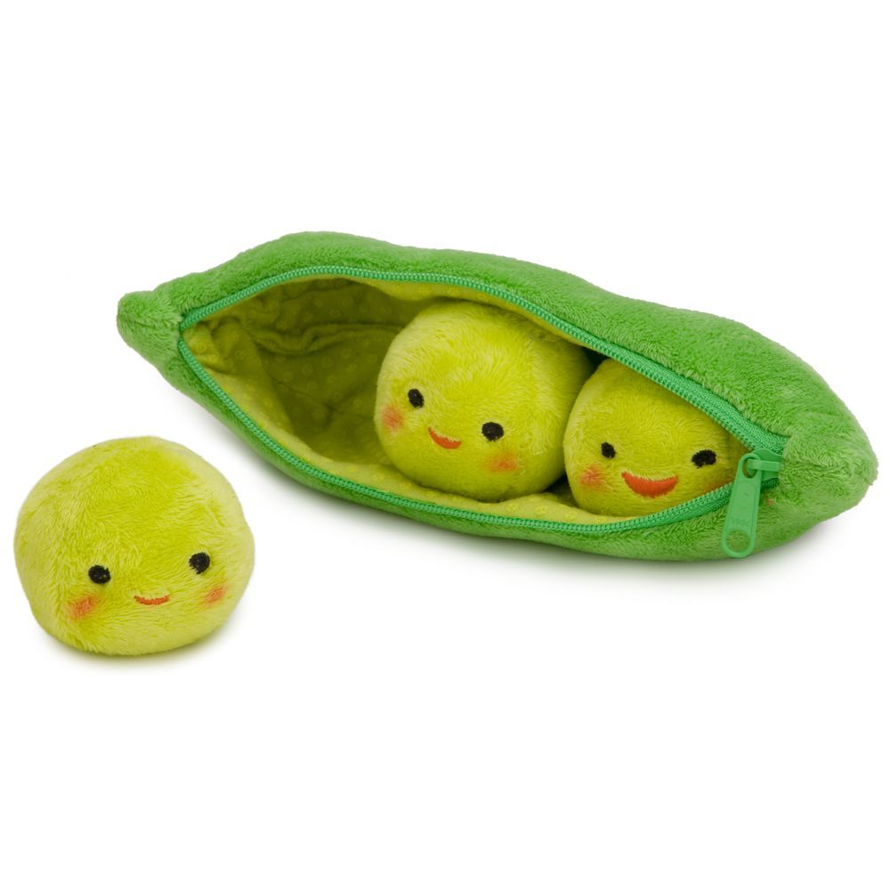Superb Peas In A Pod Plush Toy Story 3 Mini Bean Bag 8 Official Bralicious Painted Fabric Chair Ideas Braliciousco