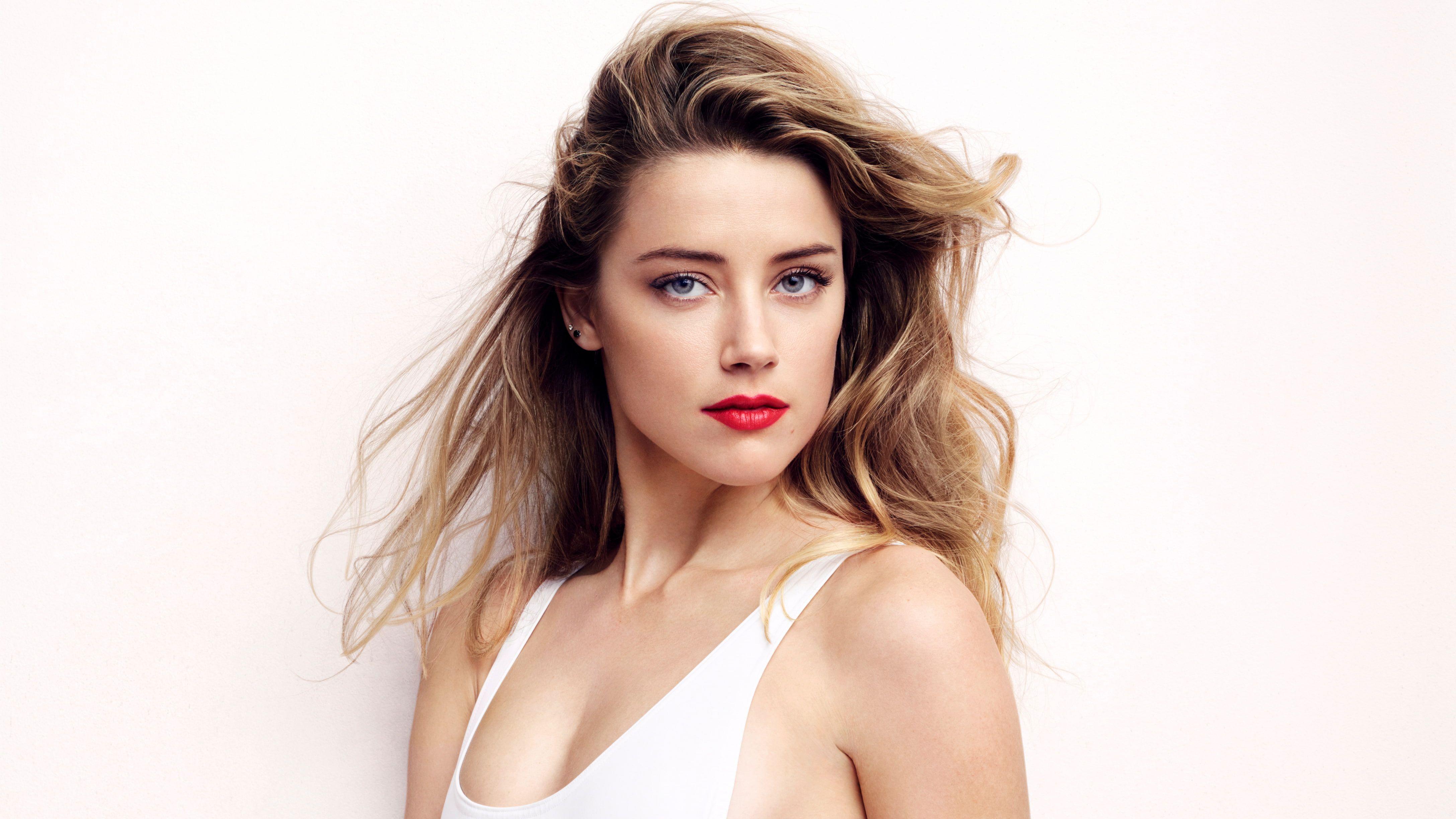 Amber Heard 4k Amber Heard 4k Wallpaper Hdwallpaper Desktop Amber Heard Wallpaper Beauty Amber Heard