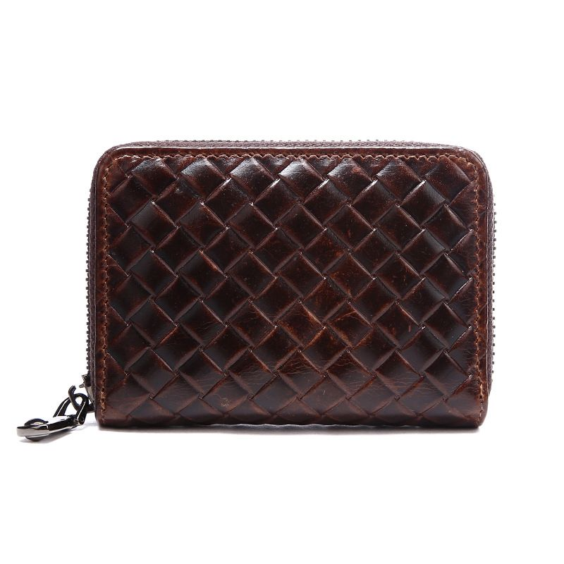 Brand Vintage Credit&ID Card Holder Purse Business Card Coin Wallet ...