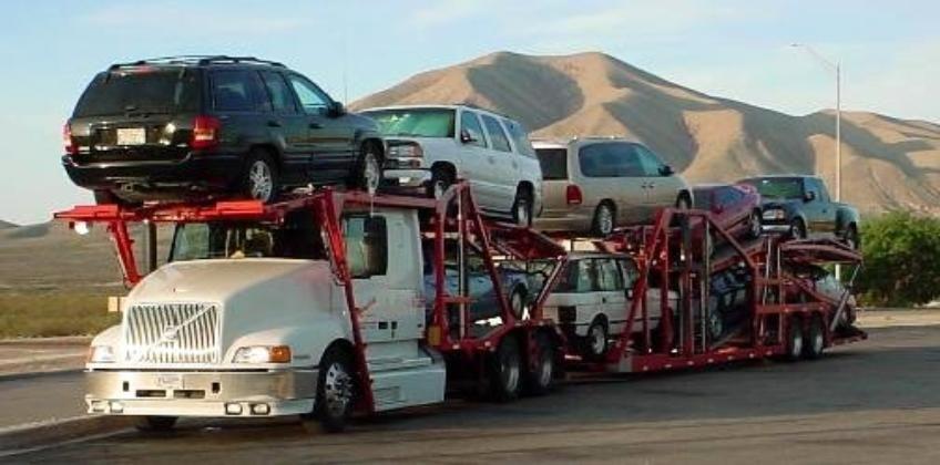 International Car Shipping Service Car Carrier Auto Ship