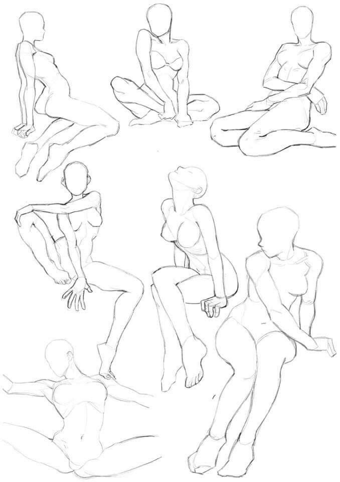 Female anatomy | draw something... | Pinterest | Sketches, Anatomy ...