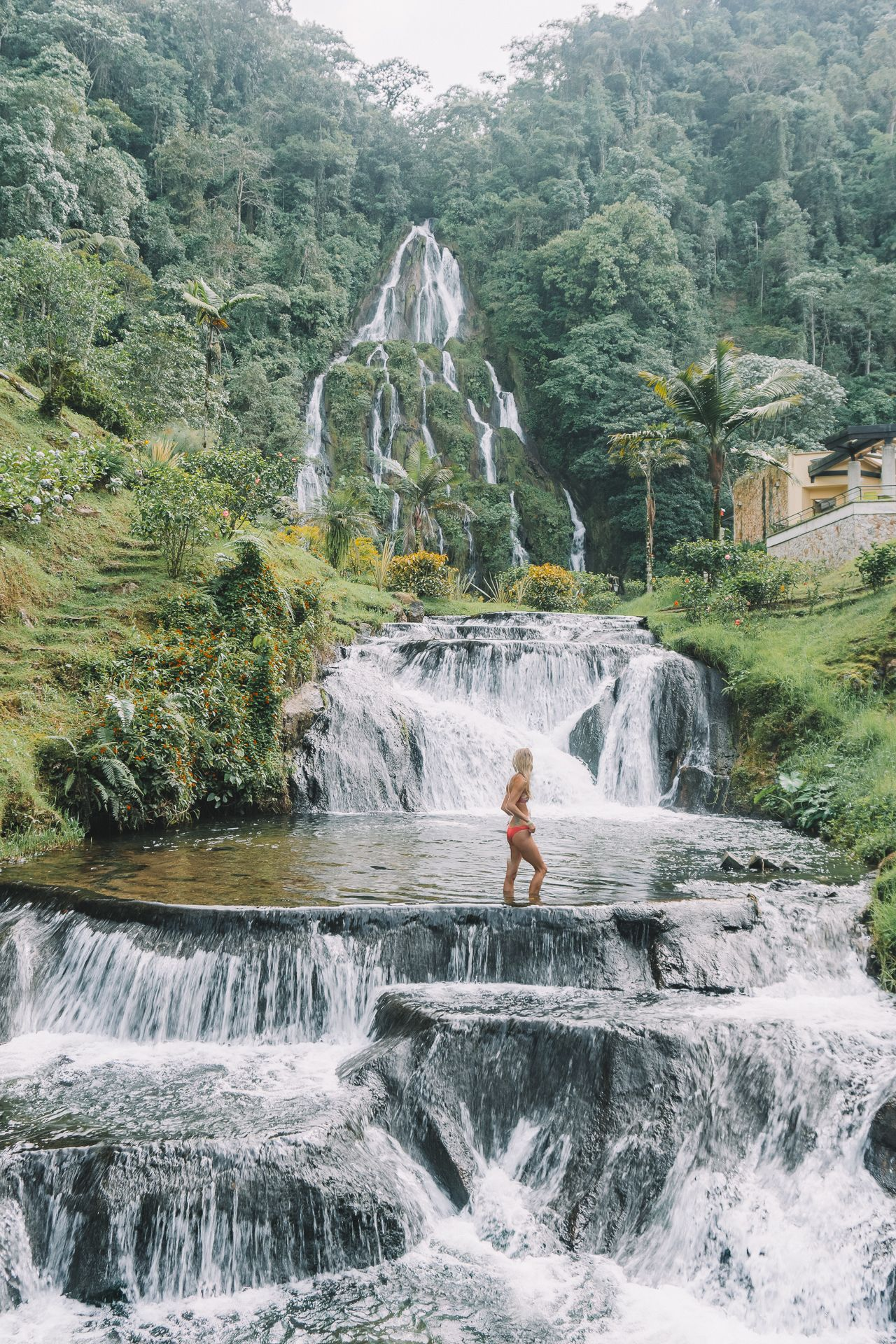 Santa Rosa hot springs - Colombia
