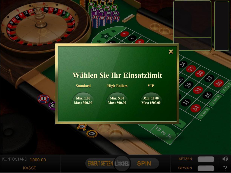 Spiele Roulette Kostenlos