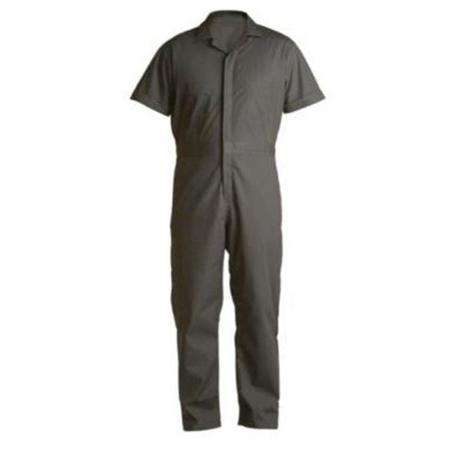 Berne Apparel P700CHT560 3XLarge Tall Poplin Short Sleeve
