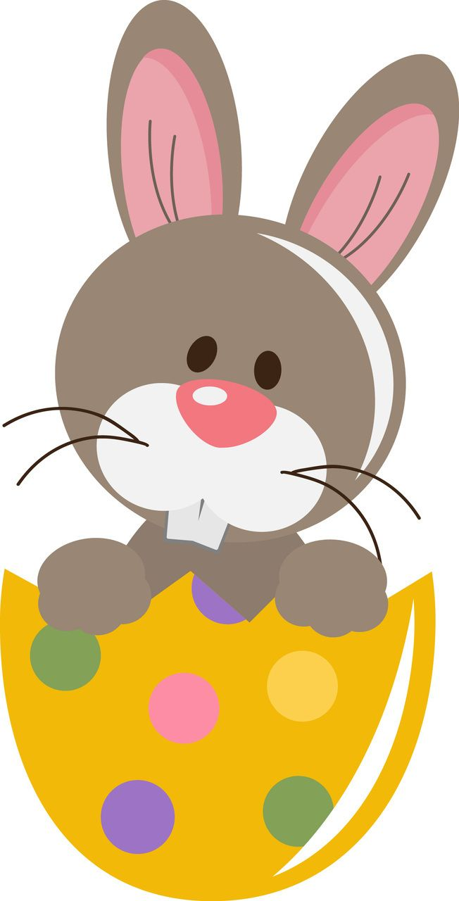 Pin by Christi Calhoun Potter on Kawaii | Pinterest | Bunny, Easter ... for Easter Animals Clipart  110zmd