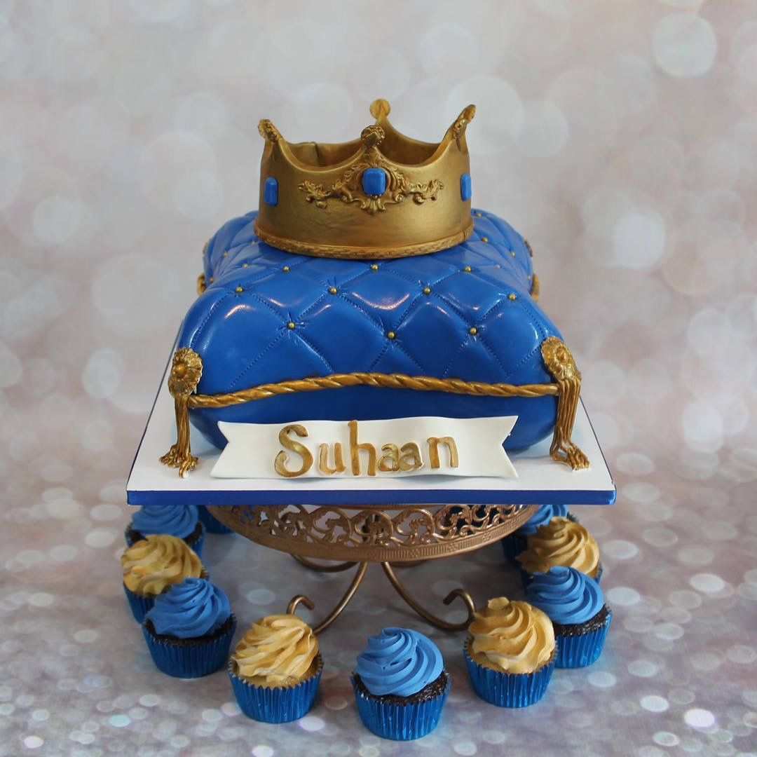 Little prince birthday Little prince party Royal blue and