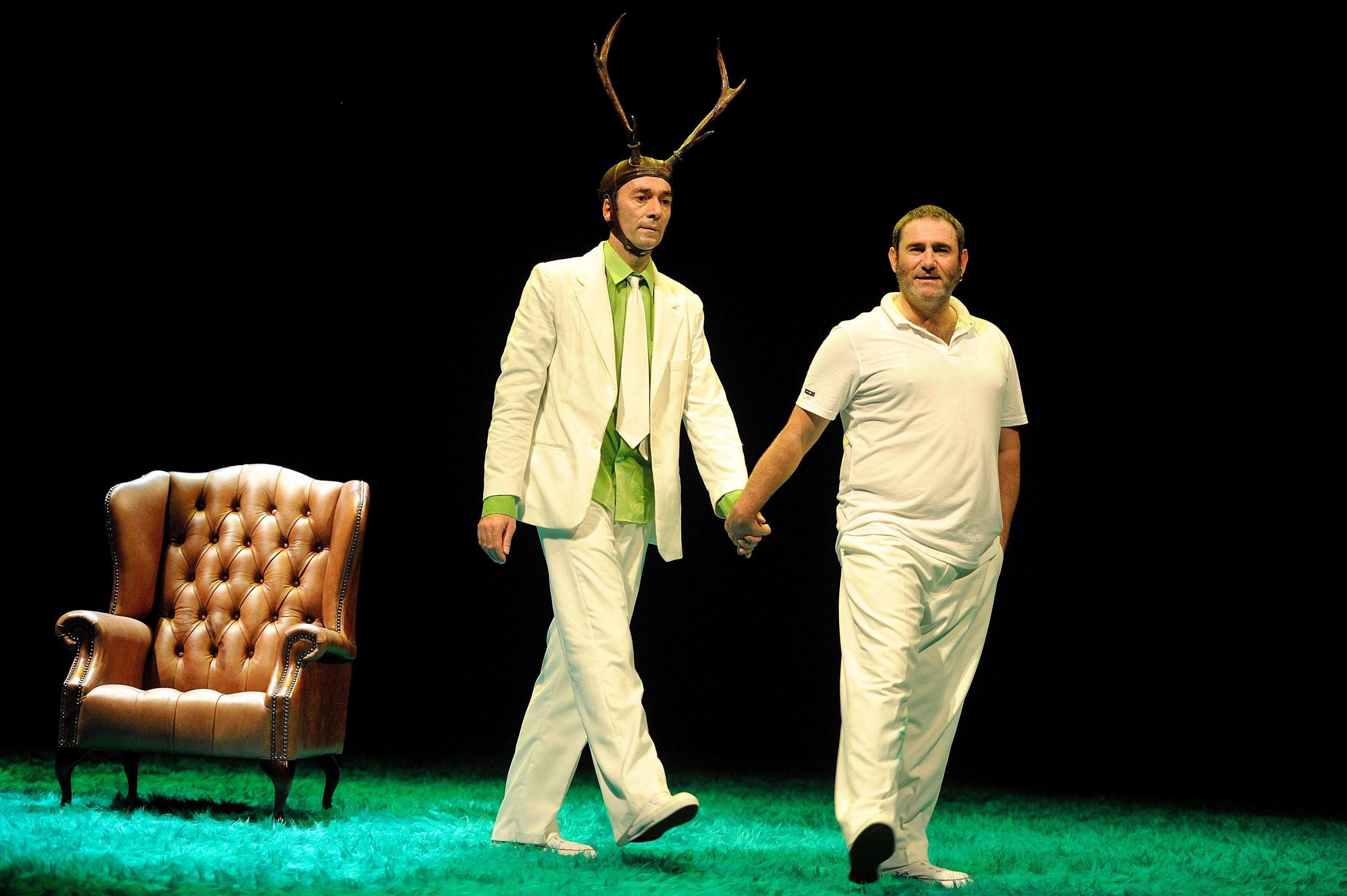 30/40 Livingstone - Ring de Teatro
