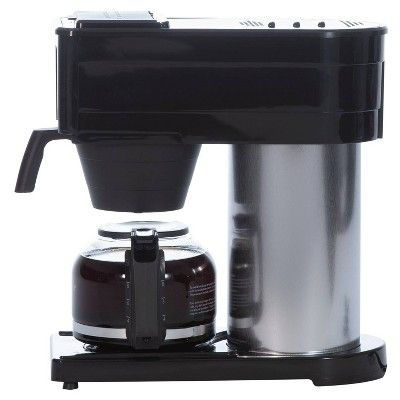 Bunn Bx Velocity Brew 10 Cup Coffee Brewer Black With Images