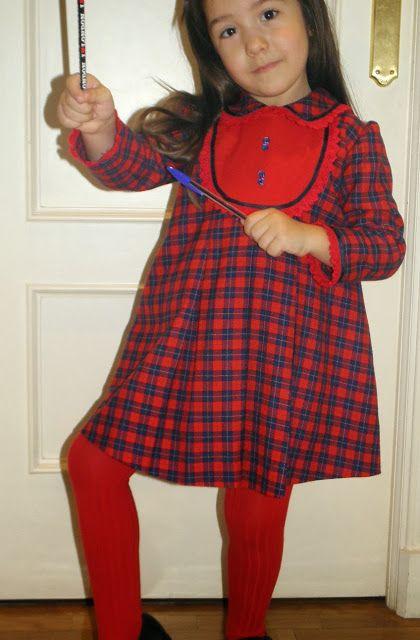 Pouco Learner: Girl Dress