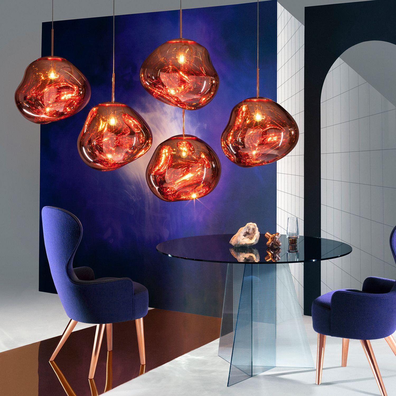 tom lighting. tom dixon melt copper pendant light pendants lighting healu0027s