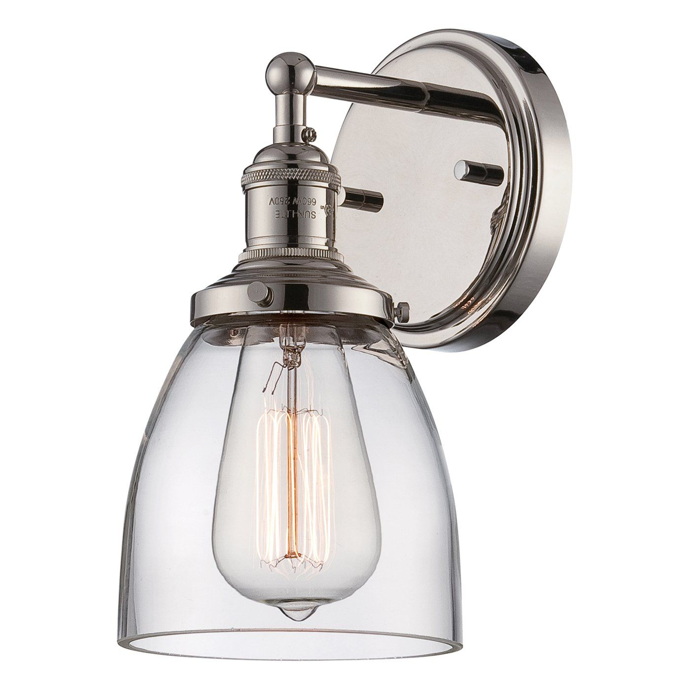 Nuvo Lighting 60 5 1 Light Vintage Wall Sconce At Atg Stores90 100