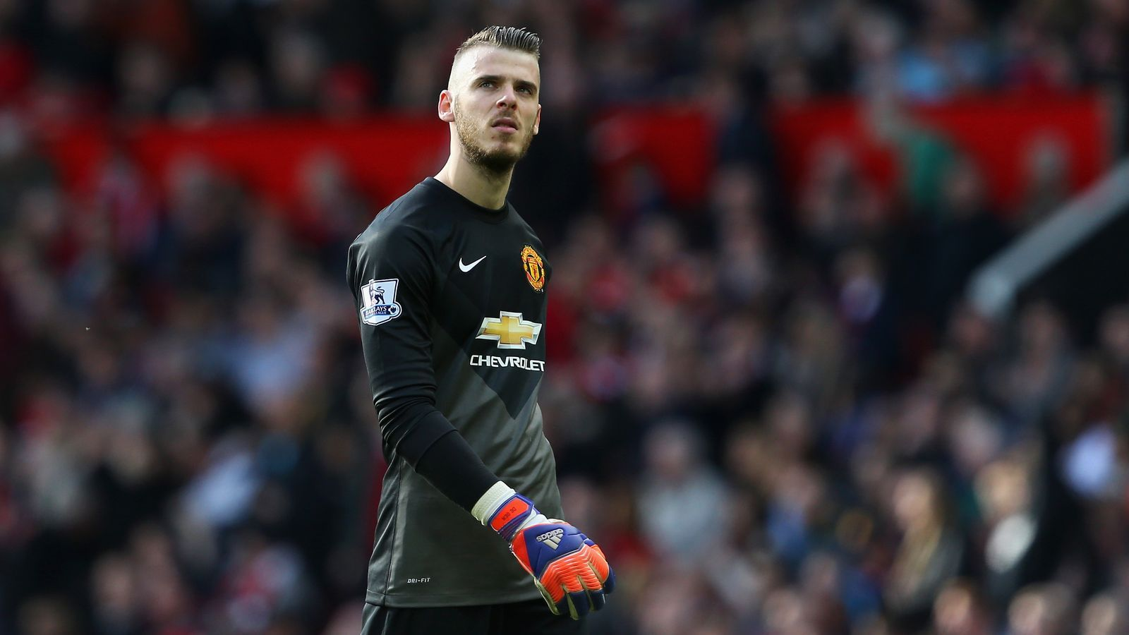 De Gea Determined To Join RM?