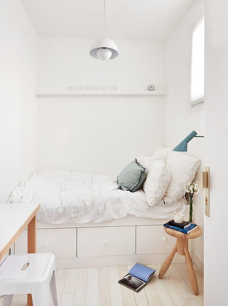 Schon Kleines Schlafzimmer Skandinavisch Einrichten!