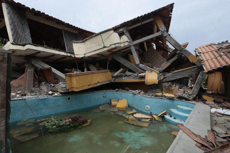 Sismo de 4.6 deja seis heridos y varios edificios dañados en Quito
