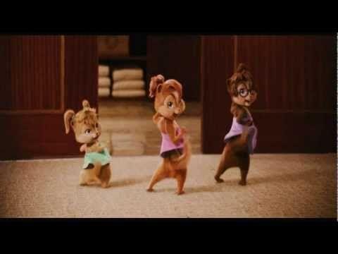 Bad Romance The Chipettes Ft The Chipmunks Official Soundtrack
