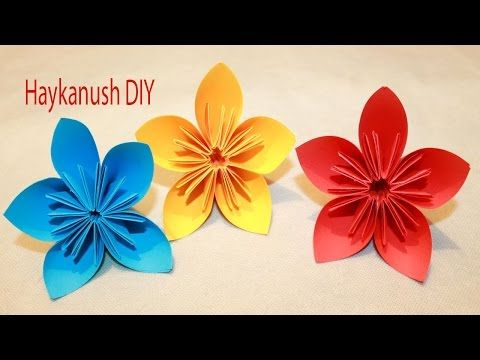How to make origami flowers easy origami for beginners youtube how to make origami flowers easy origami for beginners youtube mightylinksfo