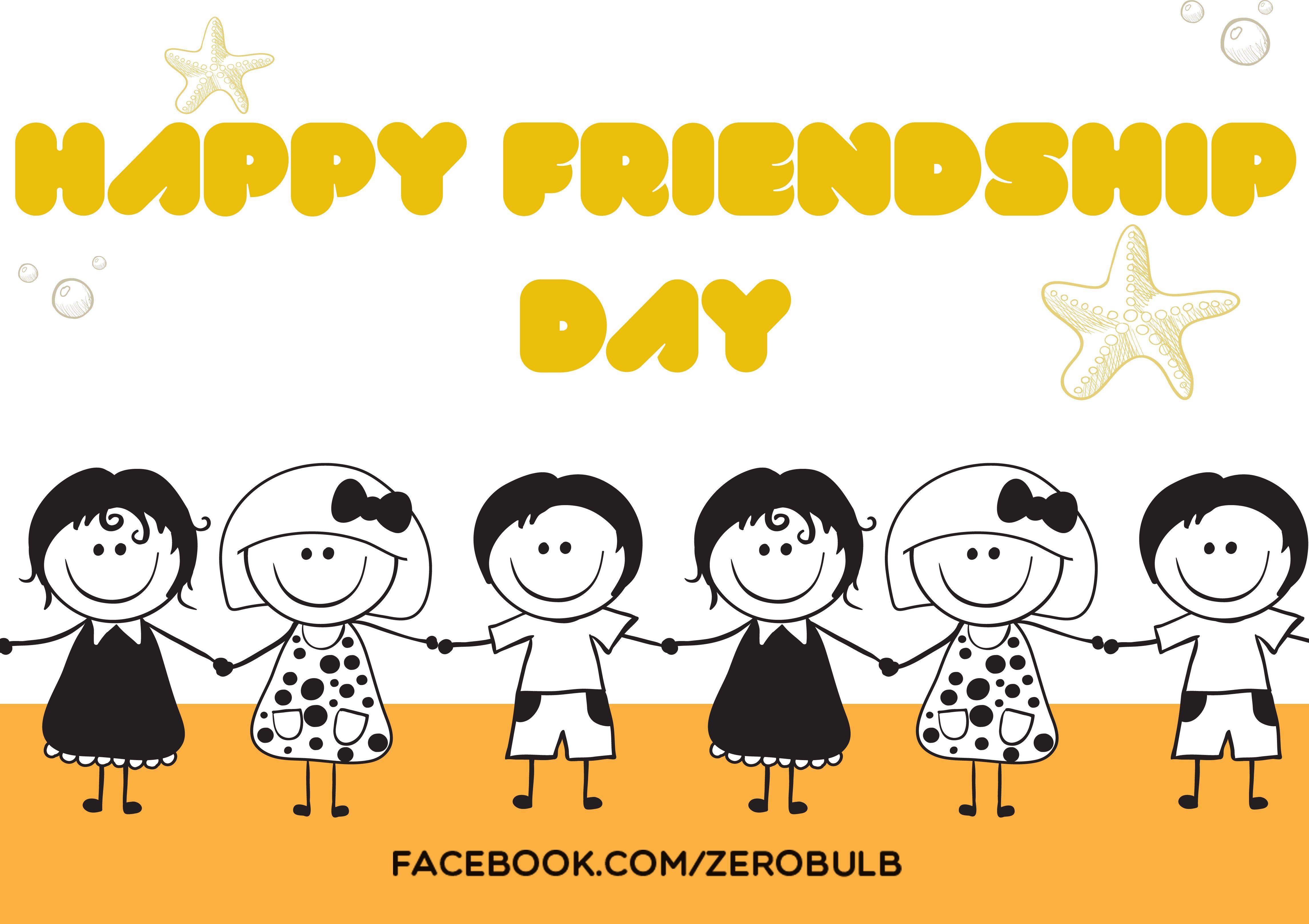 Happy Friendship Day Poster FriendshipDay