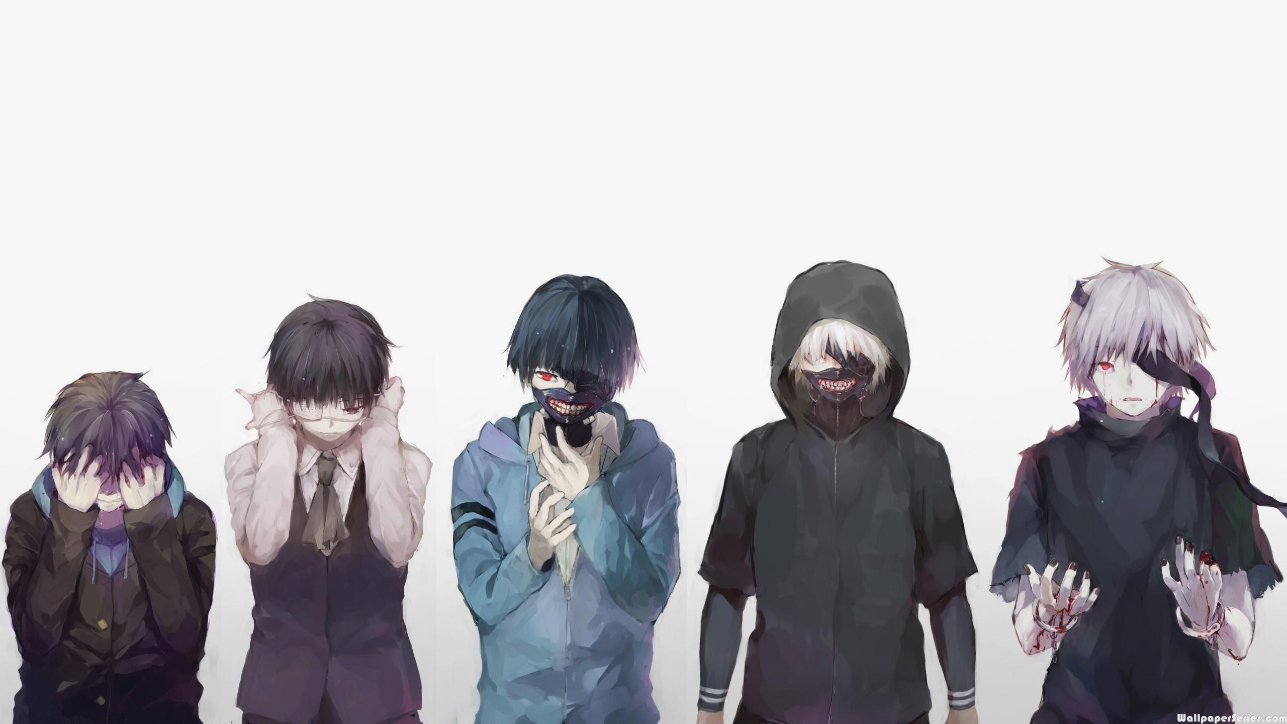 page full hd p tokyo ghoul wallpapers hd desktop 2560a—1440 ghoul wallpapers