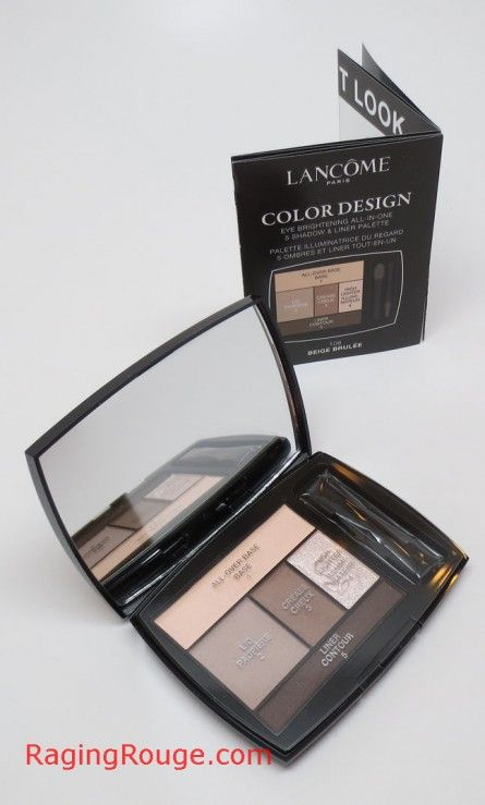 Lancome Color Design Eyeshadow Palette Bath And Body Works Perfume Eyeshadow Palette Color Design
